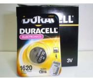 CR1620 3V Duracell elementas