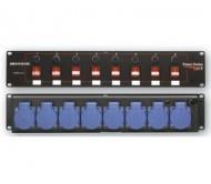 PC-8/G 8-kanalų jungiklių panelė