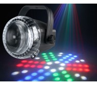 Proton šviesos efektas LED