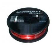 KAB0716A/12AWG 4.5mm maitinimo kabelis