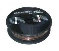 KAB0716B/12AWG 4.5mm maitinimo kabelis