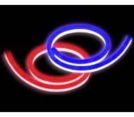 LED Neonflex šviesos efektas RED 1.52M