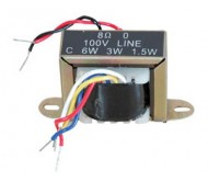 TR1024 transformatorius 100V 24W