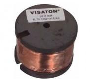 VS-FC4.7MH Visaton ritė 40mm 4.7mh 0.55 Ohm