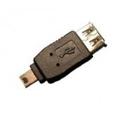 ZLA0628 perejimas USB-USB mini 5P