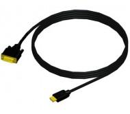 CDV160/1,5 laidas DVI D kišt -HDMI A kišt 1.5m