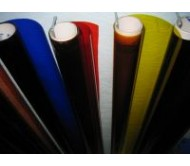 Color Sheet 139 žalias šviesos filtras
