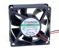 KD1207PTV1.13A ventiliatorius