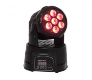 LMH350LED mini wash DMX galva 4-in-1