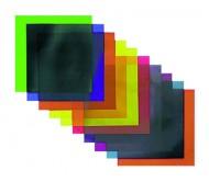 Color Sheet 105 oranžinis šviesos filtro lakštas