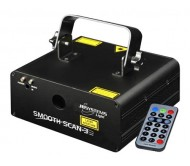 SMOOTH SCAN-3 lazeris