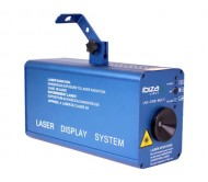 LAS200B-MULTI lazeris 200mW mėlynas