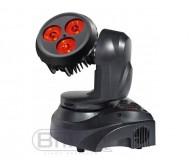 BT-W30FC Mk2 judančios galvos WASH šv. efektas LED 3x10W