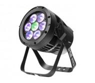 PRO BEAMER Mk2 - INDOOR prožektorius LED; 7x 12W Quad Color