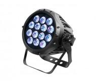 Stage Beamer Mk2 prožektorius LED; 14 x3W RGBW Tri-Color