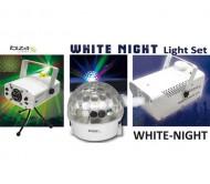 WHITE NIGHT šv.efektų rinkinys 3 dalių