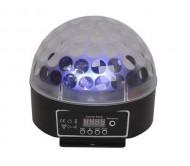 LL091LED šv.efektas DMX ASTRO2 LED DMX