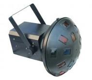 MUSHROOM-LED šv.efektas LED DMX