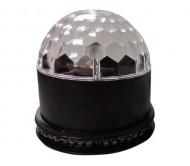 UFO-ASTRO-BL šv.efektas dual RGB LED