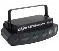 SUPER LED RAINBOW šviesos efektas