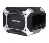 PYBE250X subvuferis aktyvus Max 400W