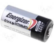 CR123A ENERGIZER foto elementas lithium