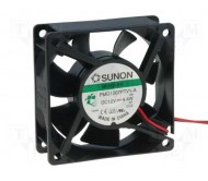 PMD1207PTV1A ventiliatorius 12VDC 70x70x25mm