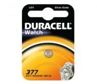 377 elementas 1.5V Duracell