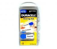 DA675N6 elementas Duracell klausos aparatams 6vnt.