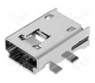ESB33100000Z lizdas MINI USB-A