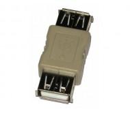 ZLA0615 perėjimas USB lizdas A - lizdas A
