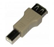 ZLA0616 perėjimas USB lizdas A - kištukas  B