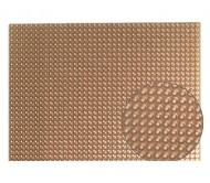 H25PR050 tekstolitinė plokštė 50x100mm 2.54mm