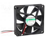 ME70151V1-A99 ventiliatorius 12VDC 70x70x15mm 45.63m3/h 31.5dBA