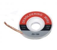 ZD180-2.0 išlitavimo juostelė 2.00 mm 1.5m