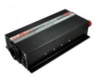 URZ3166 įtampos keitiklis 24V/230V 1000W KEMOT