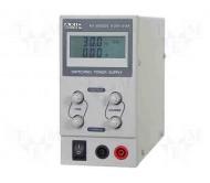 AX-3005DS maitinimo šaltinis 1;0/30VDC;0/5A