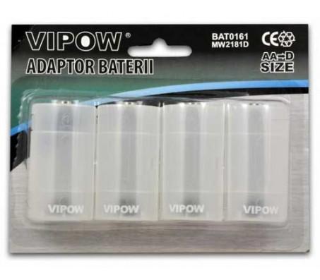 BAT0161 adapteris elementų R6/R20