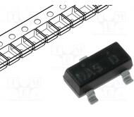 BAR43S diodas 30V 100mA SOT23