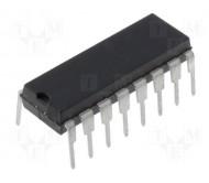 74HC165 mikroschema