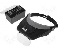 NB-HDLUP-35 akiniai didinamieji LED