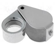 NB-PLUP-6A padidinimo stiklas x6