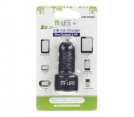 ML0001 įkroviklis USB 2A