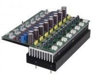 POW2 stiprintuvo modulis stereo@4omų: 16x60W R2 ir M2 matricoms