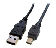CABLE-161 su filtru laidas mini USB