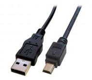 CABLE-161 su filtru laidas mini USB