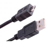 KP03874-1.8 laidas USB A - mikro USB