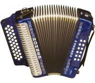 HOHNER CORONA II armonika GCF