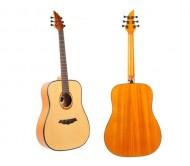 DL GLOSS gitara akustinė blizgi