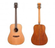 MM-5D SATIN gitara akustinė matinė